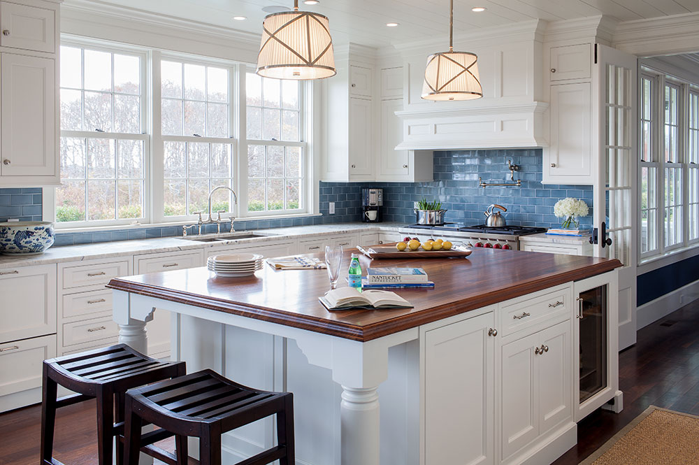 Kitchen - Greenfield Cabinetry
