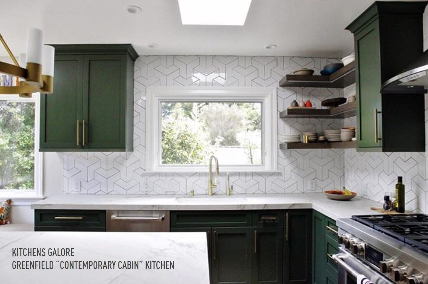 DESIGNER INSPIRATIONS BY KITCHENS GALORE - Greenfield Cabinetry